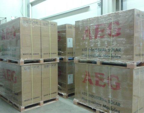 AEG Photovoltaikmodule AS-M602-285
