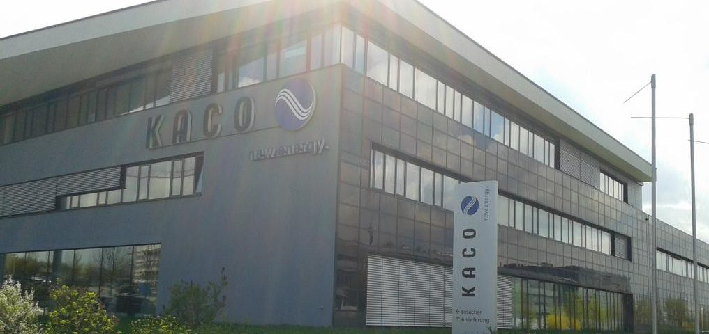 Kaco new energy Neckarsulm