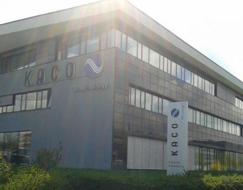 Kaco new energy Neckarsulm