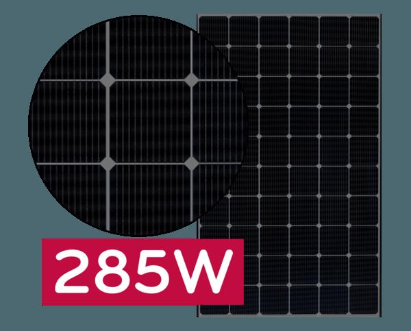 LG Solar Mono X2 Modul LG285S1C-L4