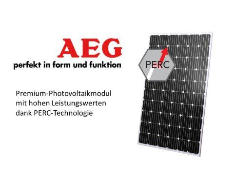 AEG Solar Modul