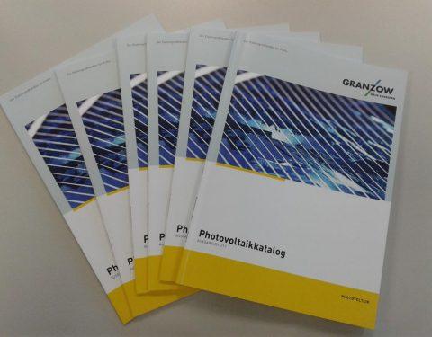 Granzow Photovoltaik Katalog 2016 2017