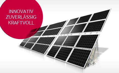 LG Solar Photovoltaik Module