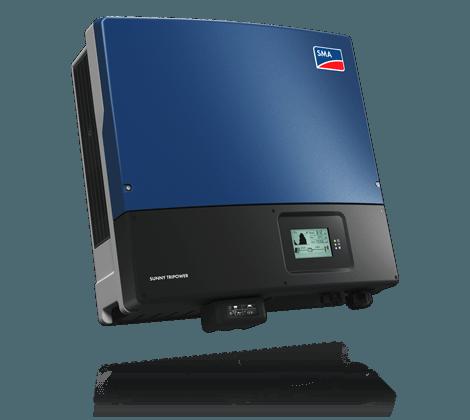 SMA STP15000TL-30 mit Display