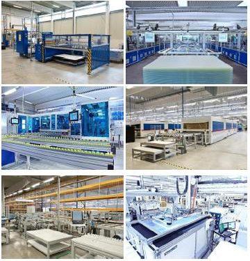 Sonnenstromfabrik CS Wismar GmbH Produktion 2