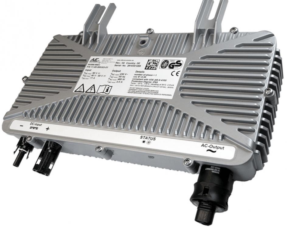 AEconversion Micro-Wechselrichter INV