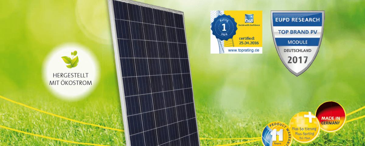 Heckert Solar NEMO 2.0 60P 270 Watt 2
