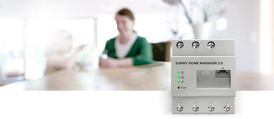 SMA Sunny Home Manager 2.0 HM-20