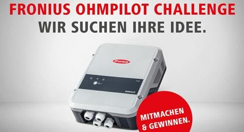 Fronius Ohmpilot Challenge_4